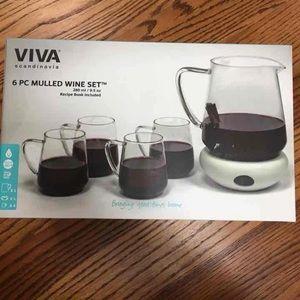 Viva Mulled Wine Set